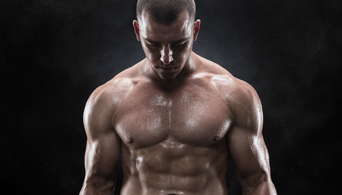 Training—borstspieren
