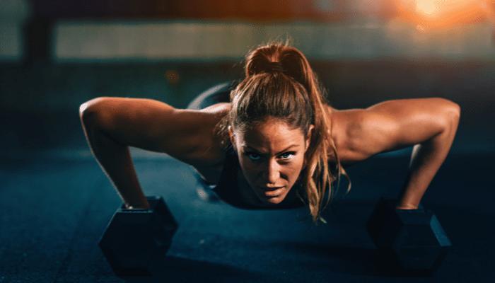Armspieren optimaal trainen: hoe doe je dat?